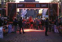 ZOMBIE NIGHT RUN 2015