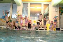 Slovany pool - swimming courses spring 2017