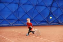 BABY tennis Klatovy March 2019